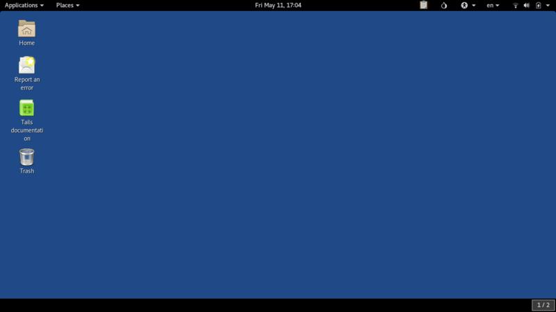 Tails, Linux w obronie prywatności