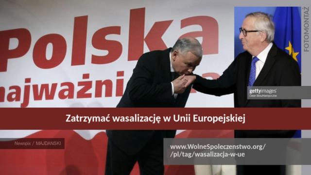 Zatrzymać wasalizację w UE