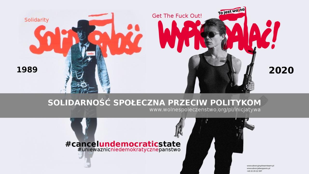 Apel SWS o solidarność społeczną przeciwko politykom